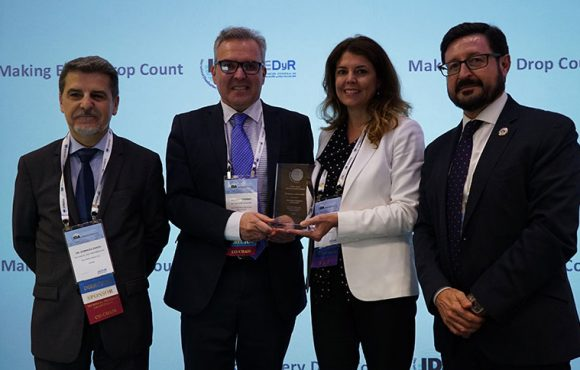 IDA Presents 2018 Water Reuse and Conservation Awards